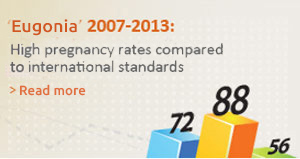 Pregnancy rates at Eugonia